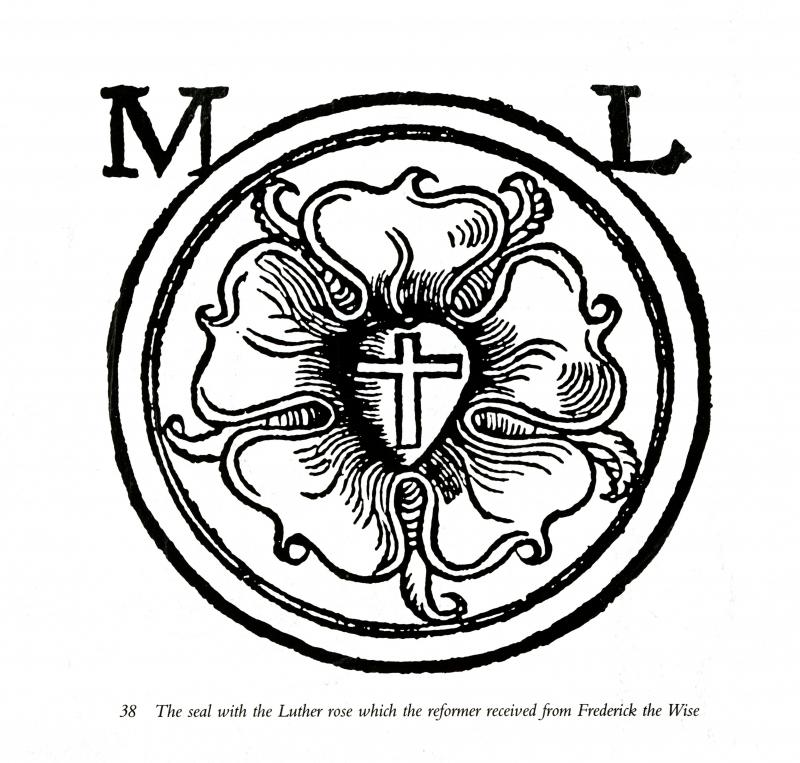 Luther Rose or Luther Seal