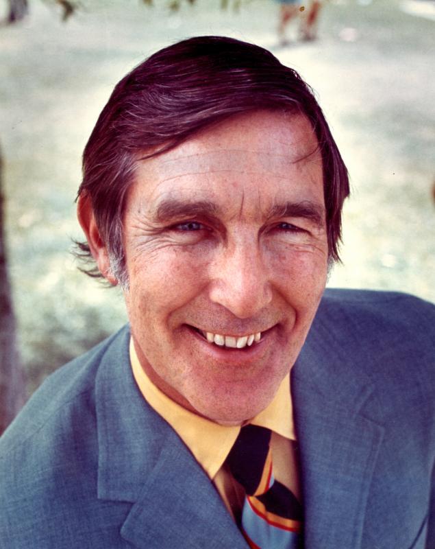 Morris K. Udall portrait, 1970s