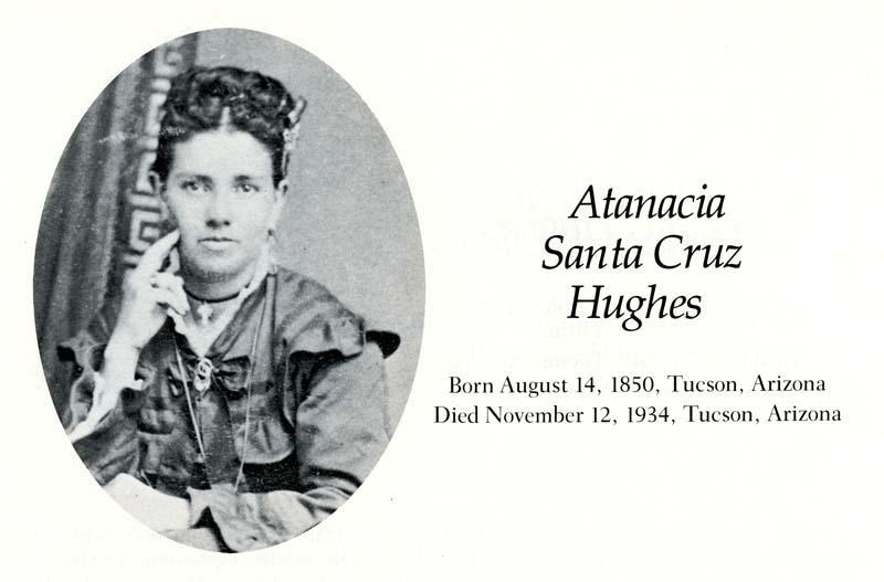 Atanacia Santa Cruz Hughes