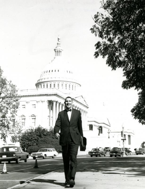 1968 campaign portrait