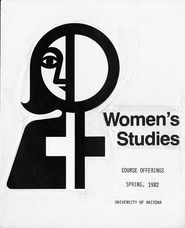 Women's Studies course offerings Spring, 1982