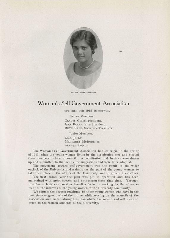 Women's Self-Government Association