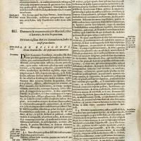 Papal Bull, June 16, 1521, Magnvm bvllarivm Romanvm