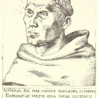 Portrait of Martin Luther, 1520