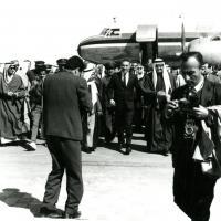 Middle East trip, Saudi Arabia, 1967<br />