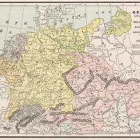 Germany Switzerland and The Netherlands During the Reformation and the Thirty Years' War