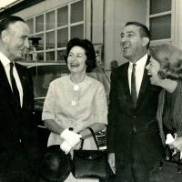 The Stewart Udall's and the Mike Mansfield's, 1960s