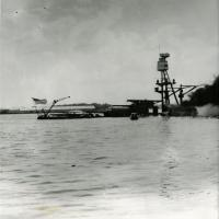 USS Arizona after attack