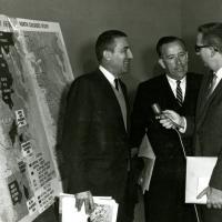 Stewart Udall and Senator Jackson, 1967