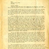 Carta de Carlos De la Torre  a Ignacio De la Torre, 1939-01-26<br />