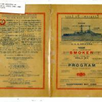 Smoker Program for the USS Arizona