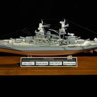 Model of USS Arizona