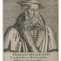 Heinrich Bullinger, 1504-1575