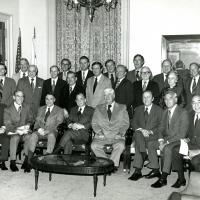 Congressional Leaders, early 1970s