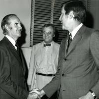 Senator George McGovern, 1972