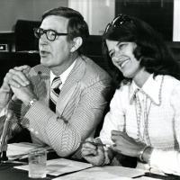 Representative Patricia Schroeder, 1975