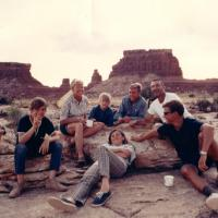 Udall family, 1968