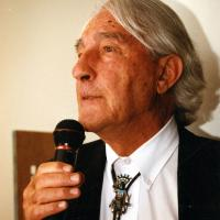 Gala at the Institute of American Indian Arts. 1996
