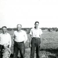 Udall family, St. Johns, AZ, 1936-1938