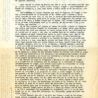 Carta de Francisco De la Torre a su madre María Uribarren, 1944-07-01<br />