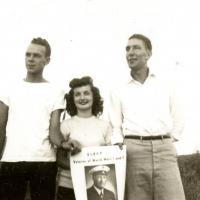 Morris Udall, circa 1940