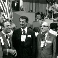 Representative Claude Pepper, 1972