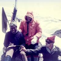 Udall on Mount Kilimanjaro, 1963.