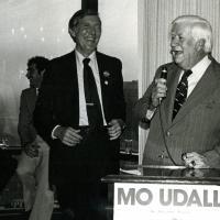 Speaker of the House, Tip O'Neill, 1982