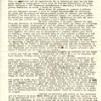 Carta de María De la Torre, 1936-01-19<br />