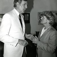 Representative Geraldine Ferraro, summer 1984