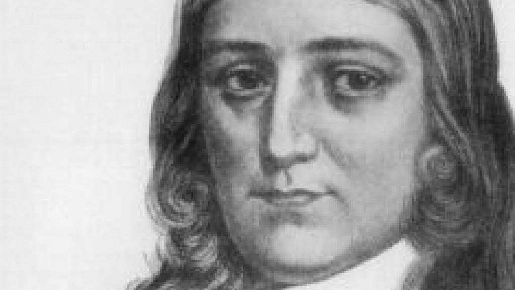 Image of John Milton, poet