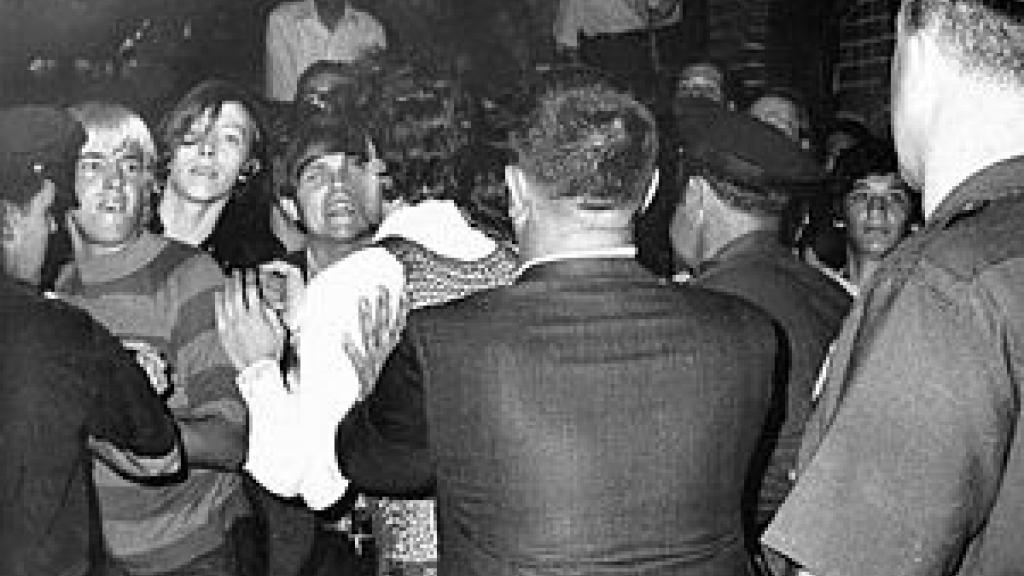 Photo of Stonewall Riots