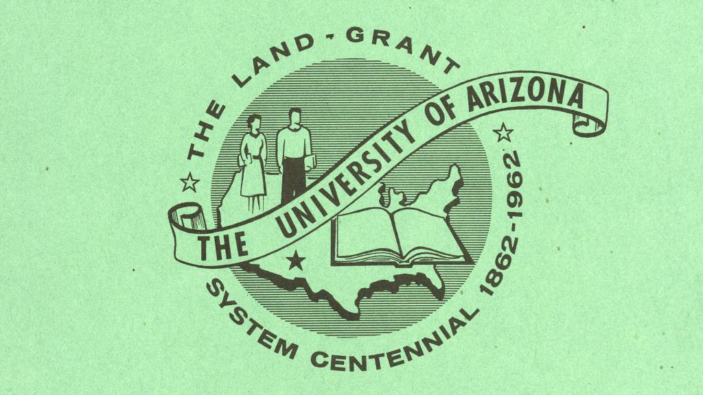 Cover of Land-Grant Fact Book, Centennial Edition, 1962