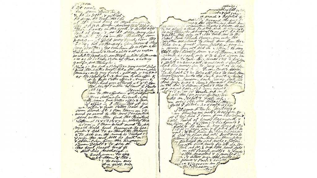Fragment of a Diary Kept by Louis John Frederick Jaeger, 1892