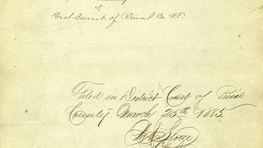 The Cover Page for the Legal Report of Territory of Arizona vs ... David Gibson