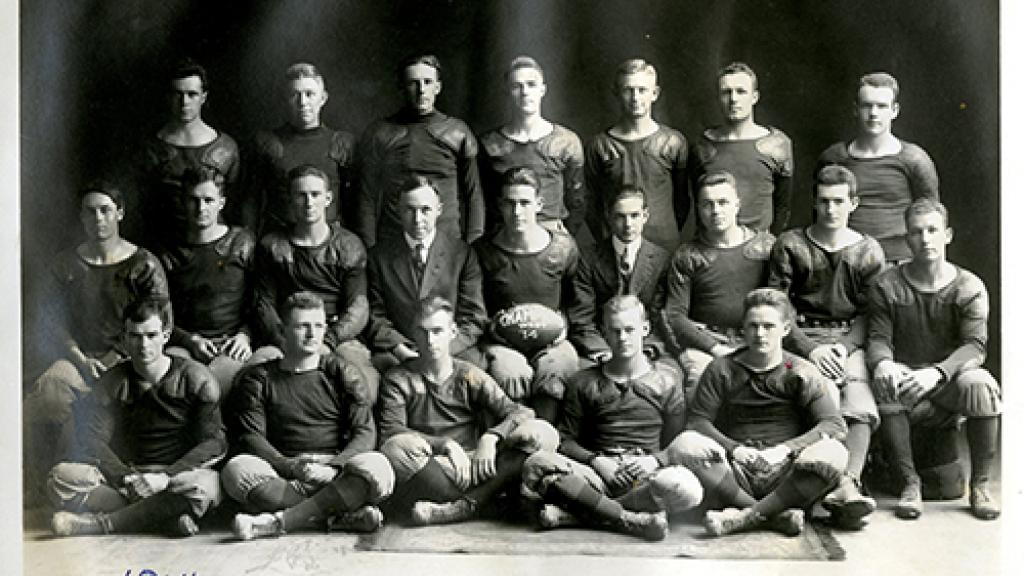 University of Arizona 1914 Football Team