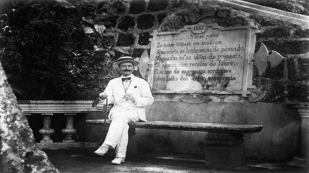 Photograph of Julius Morgan Clements, undated