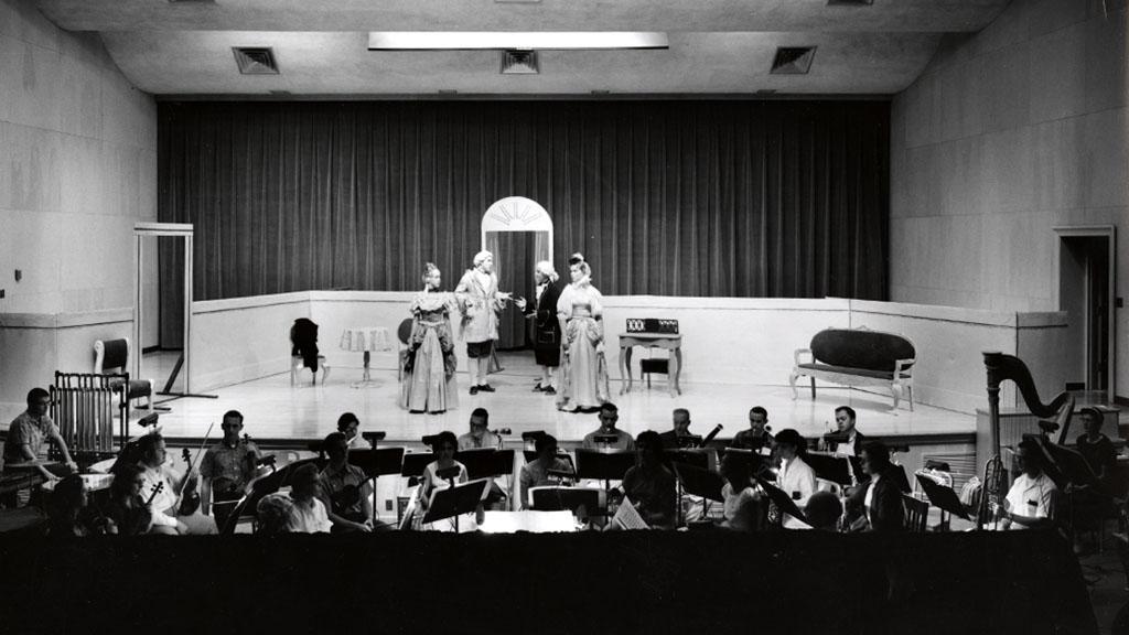 Impresario Opera Workshop, April 29-30, 1960