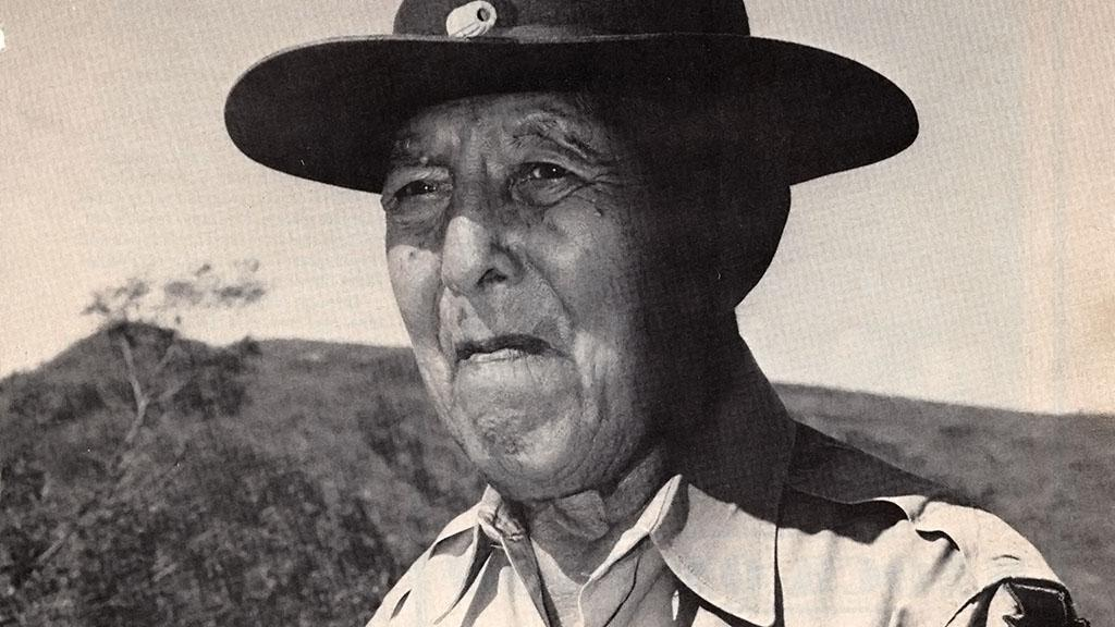 Photograph of Joe McCarthy, undated