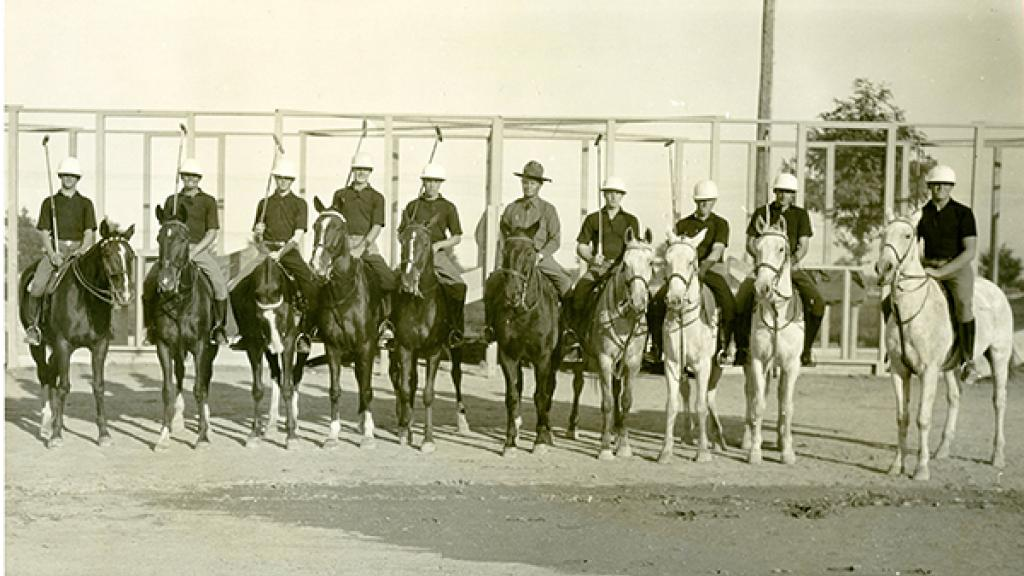 University of Arizona Polo Team