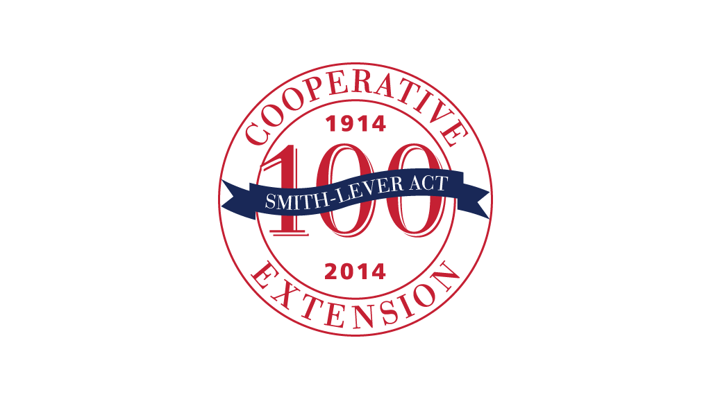 Cooperative Extension Logo - 1914-2014