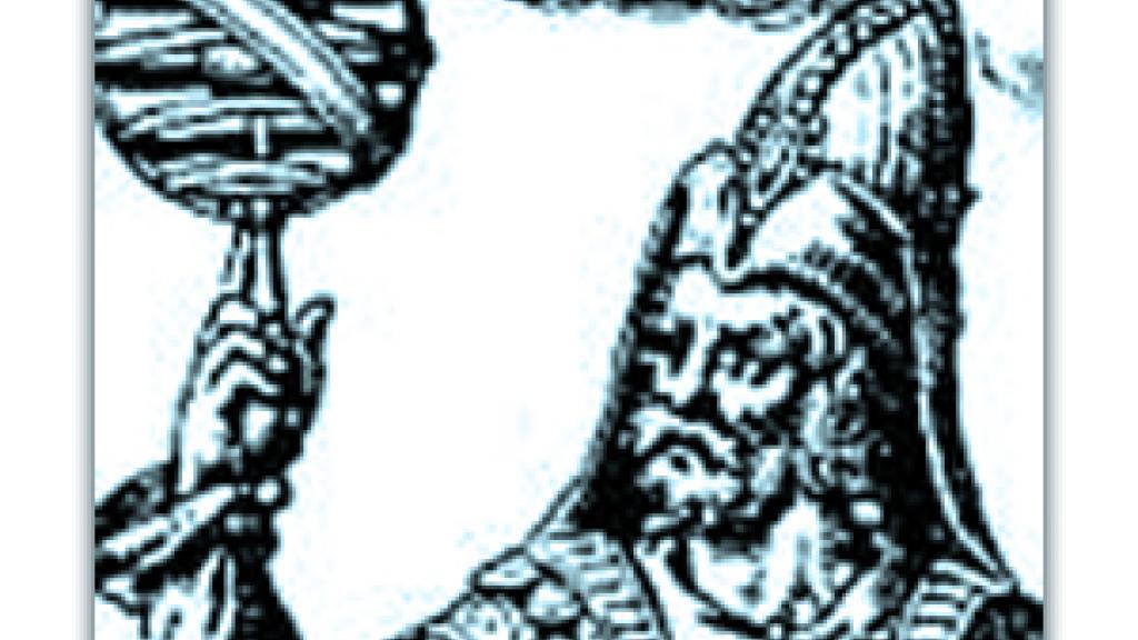 Artwork representing Hermes Trismegistus
