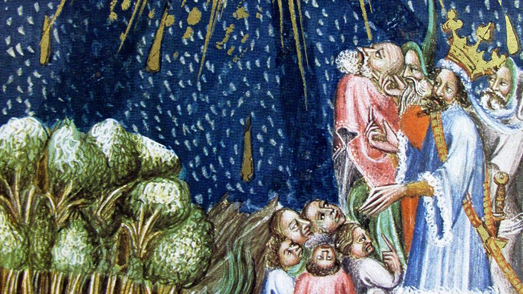 Die Wenzelsbibel, 1390, Vol. 8