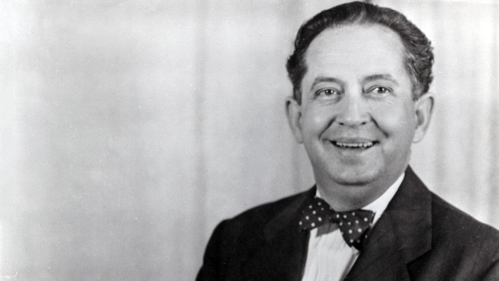 Photograph of Loring Campbell, 1946