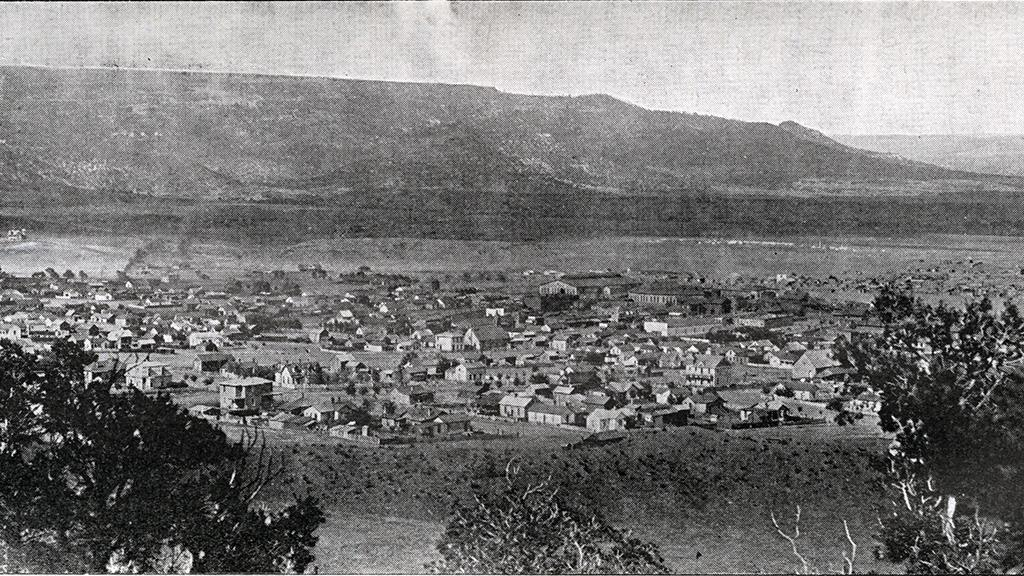 Raton, New Mexico, undated