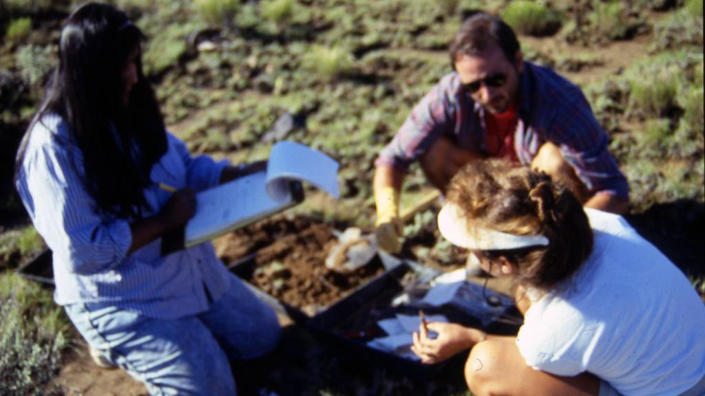 Gary Paul Nabhan and Researchers in the Field, undated
