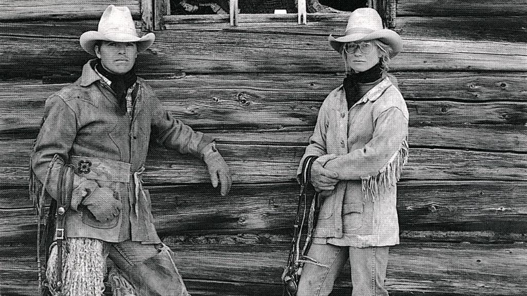 The North American Cowboy, A Portrait, by Cynthia Farah, 1984