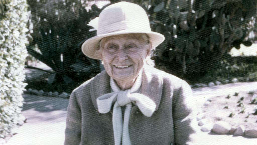 Photograph of Beppie Culin, July, 1976