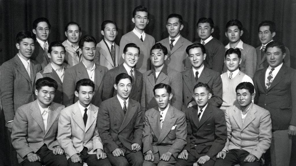 First Anniversary of the Tucsonians, Sacramento, California, 1947