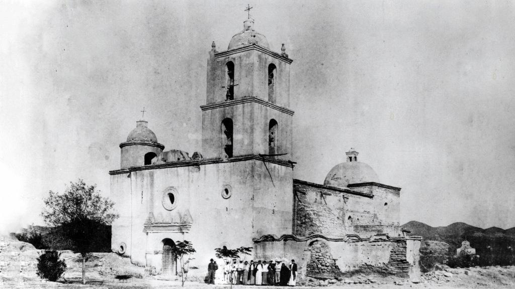 San Ignacio de Caborica Mission, 1894